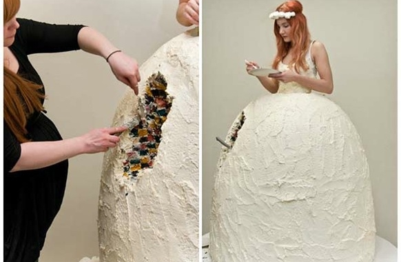 4 Most Outrageous Wedding Cakes